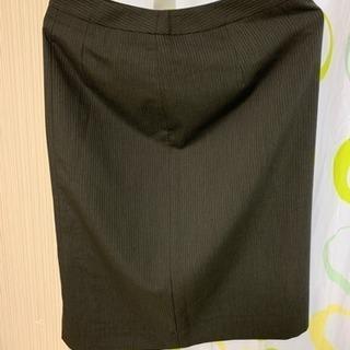 スカート スーツ オフィス 正装 新品