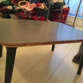 【廃棄処分予定】折りたたみテーブル