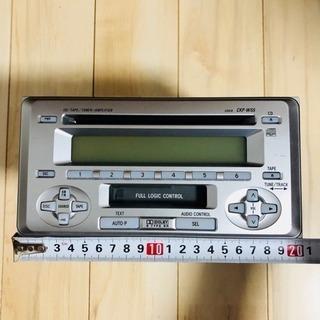トヨタ CD カセットコンポ