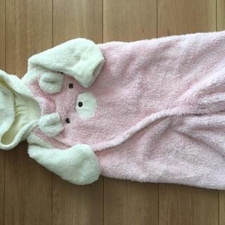 50〜70cm 赤ちゃん本舗 カバーオール ジャンプスーツ