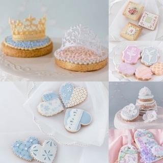 アイシングクッキー、フラワーケーキ、カップケーキ、ケーキポップス ワンデーレッスン&資格取得 − 福岡県