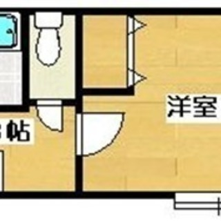 【SYLPH・K206号室(1K)】仲介手数料0円!礼金0円!敷金...