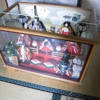 ひな人形 雛人形 引き取り限定 無料 0円 加東市