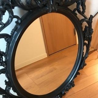 イケア  鏡