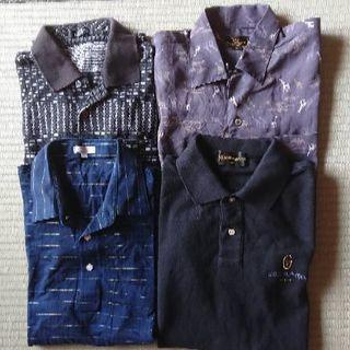 ポロシャツ&半袖シャツ(紳士物) Mサイズ