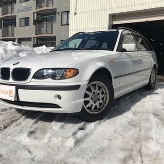 BMW 318iツーリング  3月12日までの期間限定!
