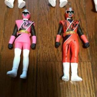 戦隊ヒーロー - おもちゃ