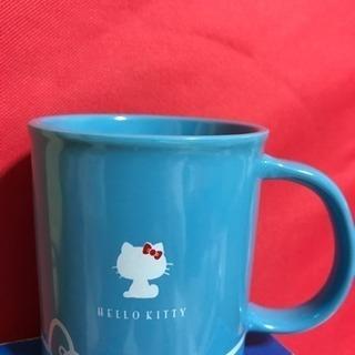 キティ マグカップの画像