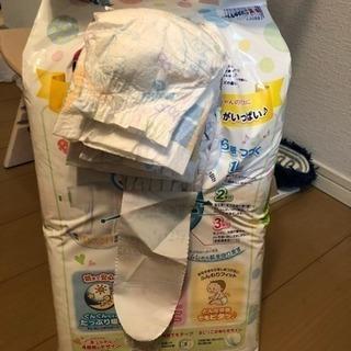 メリーズ  おむつ  Lサイズ  無料  差し上げます。  幼児  赤ちゃん - 世田谷区