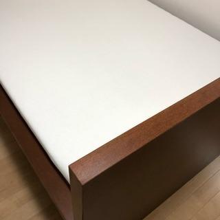 IKEAイケア マットレス ベッドフレーム セミダブル 国分寺