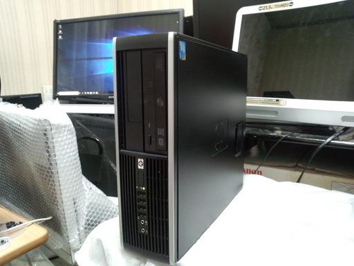 デスクトップパソコン HP Compaq 6000 Pro SF Windows10 (ねおち