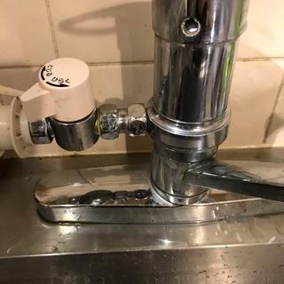 食洗機用 水道分岐 3/21PMか3/23に引取可能な方