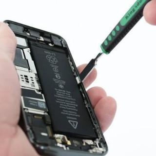 スマホの電池交換