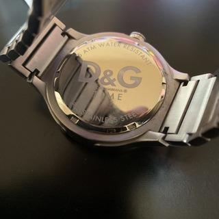 【至急】D&G クロノグラフ時計 DW0212