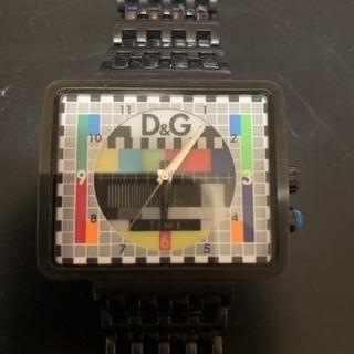 【至急】D&G 腕時計 メディスンマン DW0197