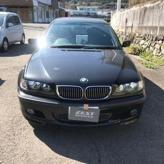 BMW 320I 平成14年 走行距離46559キロ 車検平成3...