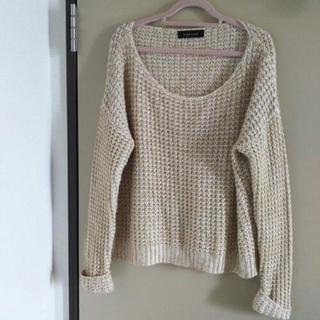 スコットクラブセーター