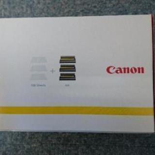 ☆今週末限定☆Canon セルフィー用 インク&L用紙セット - 江戸川区