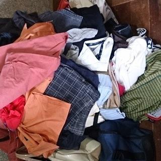男物 洋服 ズボン シャツ かなり大量 50着以上?