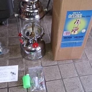 灯油ランタン 中華製