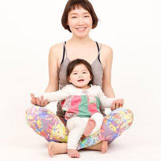 【土曜日は家族でヨガ】パパ参加OK!ファミリーヨガ