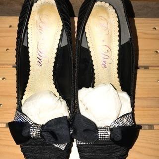 [ほぼ未使用]ピンヒール靴 Msize 値下げ交渉可
