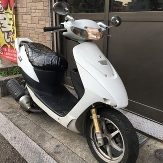 スズキ インチアップZZ カスタム 原付 50cc スクーター