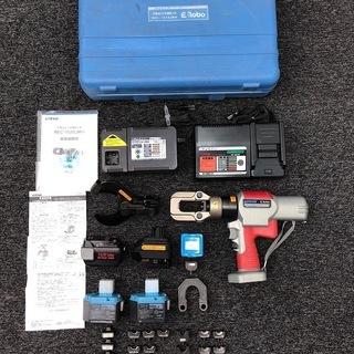 泉精機 充電油圧式多機能工具 REC-1520JMH 充電式圧着...