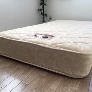 【急募】シングルベッド&シーリーマットレス