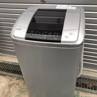 2014年製ハイアール全自動洗濯機5.5キロ