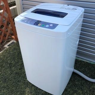2010年製ハイアール全自動洗濯機4.2キロ