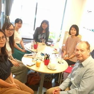 3/13(水)朝の英会話フリートーク!!