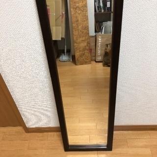 値下げしました  姿見 鏡 高さ90cmx幅29cm