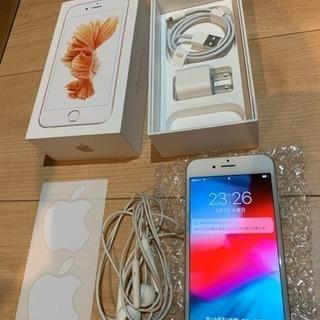 【値段交渉可能】iPhone6☆64ギガ☆docomo☆シルバー...