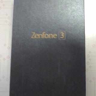 ZenFone 3 SIMフリー ZE520KL-GD32S3 ...