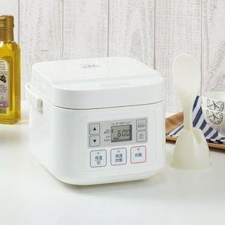 値下げしました!未使用新品!マイコン炊飯ジャー3合炊きモデルSN-A5