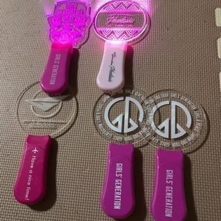 少女時代 Girls Generation ペンライト 5本セット