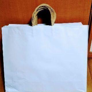 新品未使用 手提げ袋 大 20枚セット 300円