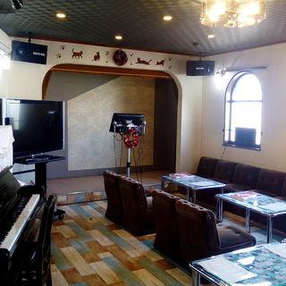 無料体験実施中!カラオケ喫茶の音楽教室です