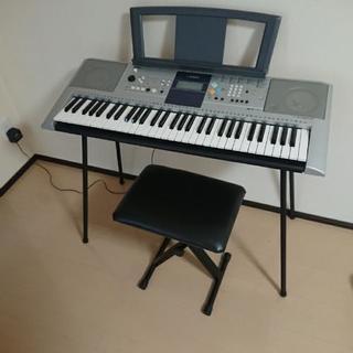 (取引予定)電子ピアノ ピアノ台 椅子付