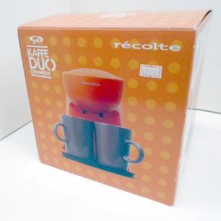 新品 recolte  レコルト コーヒーメーカー KAFFE ...