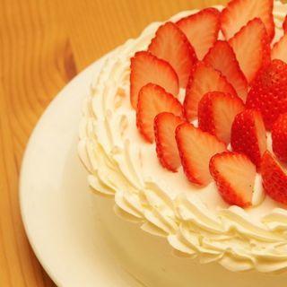 スイーツ好きな人、作ってみたい人大歓迎!ケーキの作り方教えます🎵
