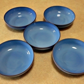 【200円】醤油皿 タレ皿 小皿の5皿セット