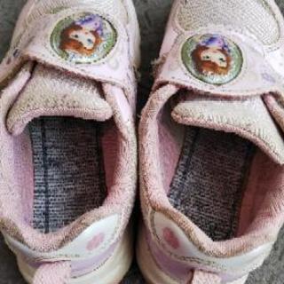 プリンセスソフィア 靴 18センチ