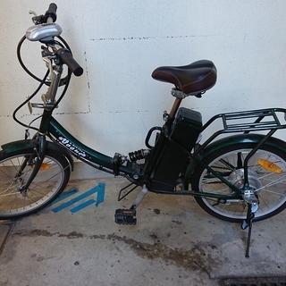 フル電動自転車 モペット E-BICYCLE Vogue