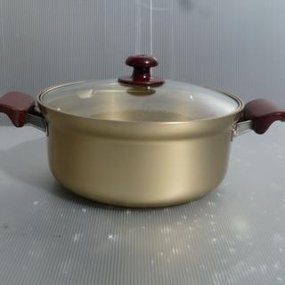 中古鉄製家庭調理用鍋