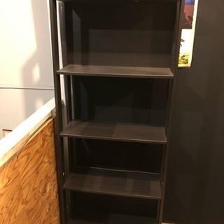 本日のみ0円  IKEA LAIVA 木製ラック  五段