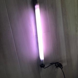 水槽用蛍光灯 3つ