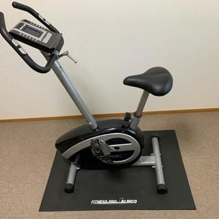 エアロバイク (ALINCO プログラムバイク5010)