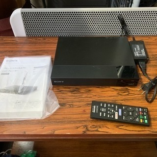 SONY ソニー BDP-S1500 Blue-ray 2017...